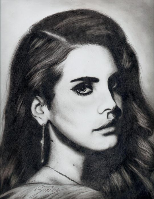 Lana Del Rey por imladris9